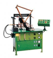 Brazing frame assembly welding equipment